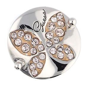 【送料無料】ブレスレット リングguess donna dito anello argento ubr11303