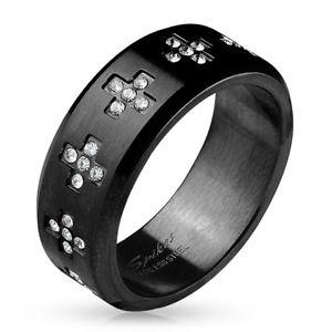 【送料無料】ブレスレット リングリングステンレススチールステンレススチールcoolbodyart donna uomo anello anello statementring in acciaio inox acciao inox