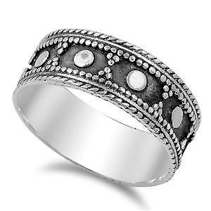 【送料無料】ブレスレット リングスターリングシルバーバリanello argento sterling bali