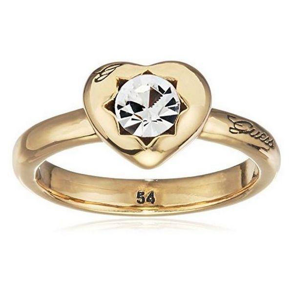 【送料無料】ブレスレット リングguess anello donna guess ubr5140954 17,19 mm s0312851
