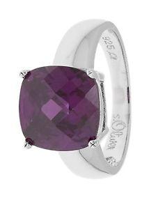 【送料無料】ブレスレット リングスターリングシルバーオリバーs oliver da donna anello sterling argento so343