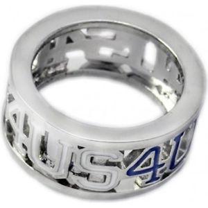 【送料無料】ブレスレット スチールリングpaciotti 4us anello acciaio uomo donna 4uan0157 misura 16
