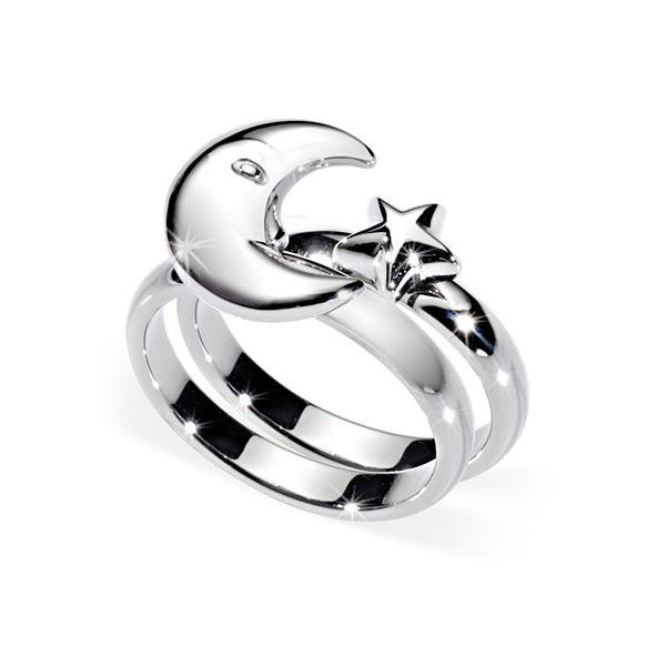 【送料無料】ブレスレット リングs0314628 anello donna miss sixty smsd05014 17,19 mm