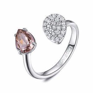 【送料無料】ブレスレット リングアフィニティクリスタルスワロフスキーエレメントピンクbrosway anello donna affinity cristallo swarovski elements rosa