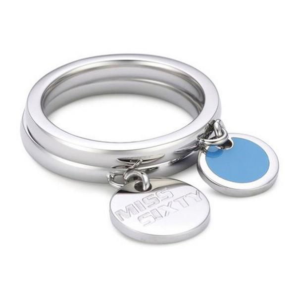 【送料無料】ブレスレット リングs0314627 anello donna miss sixty smsc11016 17,83 mm nuovo