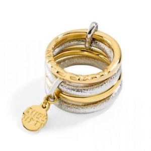 【送料無料】ブレスレット リングs0314596 anello donna miss sixty smlu08014 17,19 mm