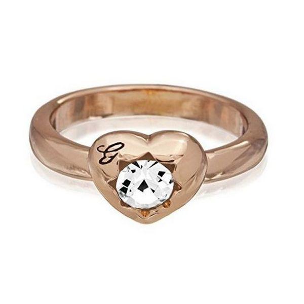 【送料無料】ブレスレット リングs0312853 anello donna guess ubr5141052 16,56 mm