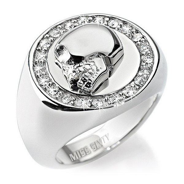 【送料無料】ブレスレット リングs0314650 anello donna miss sixty smzb05012 16,56 mm nuovo