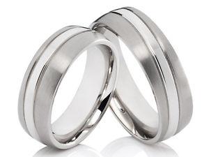 【送料無料】ブレスレット リング2 anelli di fidanzamento fedi nuziali vere fedi incisione amp;