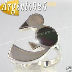 【送料無料】ブレスレット リバティーリングシルバーanello liberty bird madreperla e argento 925 ac
