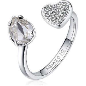 【送料無料】ブレスレット リングアフィニティbffミスanello donna affinity brosway jewels bff52b mis 121416