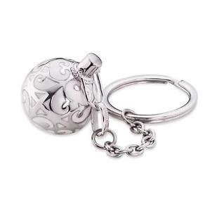 【送料無料】ブレスレット キーリングシルバーボールengelsrufer portachiave argento 925 sfera bianca erk01