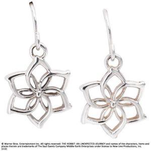 【送料無料】ブレスレット コレクションホビットイヤリングnoble collection the hobbit an unexpected journey earrings galadriels flower s