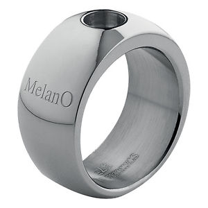 【送料無料】ブレスレット リングサイズマグネットブリリアントmelano magnetico anello taglia 52 m 01r003 ss brillante 10 mm per magnete