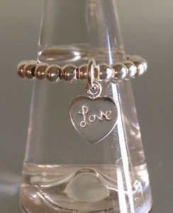 【送料無料】ブレスレット アルジェントアルジェントクールbague perles argent 925 breloque argent 925 coeur grav love