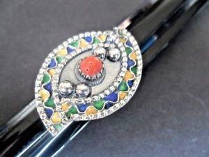【送料無料】ブレスレット アルジェントマッシフベルベルエスニックシルバーリングアフリカbague kabyle argent massif bijou berbere amazigh ethnic silver ring africa jewel