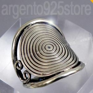 【送料無料】ブレスレット anello donna in argento 925 spiral love aq