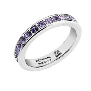 【送料無料】ブレスレット リングサイズanello zoppini silverings sr_d0006 misura 14