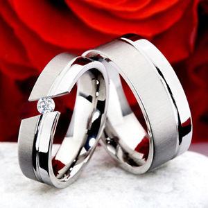 【送料無料】ブレスレット ステンレススチールリングリングリングfedi fedine fedi nuziali anelli in acciaio inossidabile anello incisione pg206