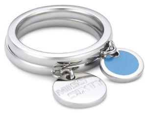 【送料無料】ブレスレット ミスリングmiss sixty smsc11016 anello donna misura 16 it