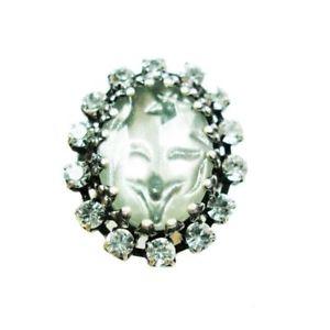 【送料無料】ブレスレット シノワズリーリングkonplott chinoiserie anello bianco 5840