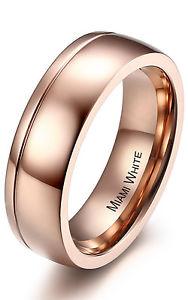 【送料無料】ブレスレット ステンレススチールマイアミリングスタンレーmiami white anello in acciaio inox stanley 331xx4033s