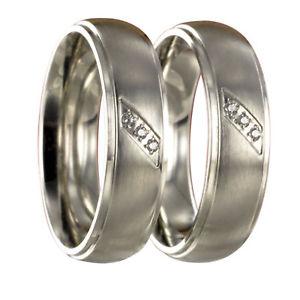 【送料無料】ブレスレット ステンレスリングリング2 anelli in acciaio inossidabile fedi fedine fedi nuziali con incisione interna 50080