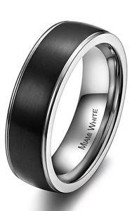 【送料無料】ブレスレット ステンレススチールマイアミリングパーシーmiami white anello in acciaio inox percy 312xx4010m