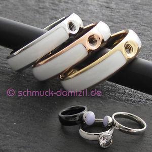 【送料無料】ブレスレット rubinetto scarico modello melano twisted resin anello tracy mis 50acciaio inox rotgoldbianco