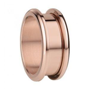 【送料無料】ブレスレット ベーリングリングピンクゴールドbering esterno ring 52630x4 oro rosa larga