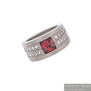 【送料無料】ブレスレット チタンリングcem titanio anello 4200339001 tg 54
