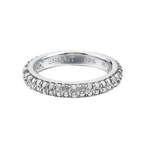 【送料無料】ブレスレット シルバーエスプリリングesprit anello da donna argento elegance esrg 91667a1