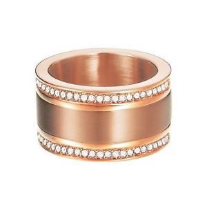 【送料無料】ブレスレット ステンレススチールエスプリリングesprit donna anello in acciaio inox ros classy pure esrg 12747c1