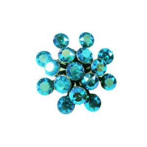 【送料無料】ブレスレット ディスクリングkonplott magic fireball ring blu verde 1288