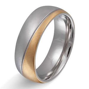【送料無料】ブレスレット ステンレスパートナーリングpartner uomo anello in acciaio inox con la sua grafia come incisione pe172h