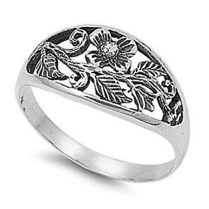 【送料無料】ブレスレット リングプルメリアargento sterling matrimonio amp; anello di fidanzamento anello plumeria