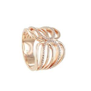 【送料無料】ブレスレット ステンレススチールエスプリリングesprit donna anello in acciaio inox ros tg 18 esrg 02733c180