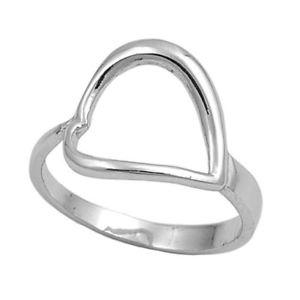 【送料無料】ブレスレット リングハートargento sterling matrimonio amp; anello di fidanzamento anello cuore
