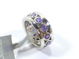 【送料無料】ブレスレット リングリングシルバーanello esprit tg 5016 mm paziente essential anello da donna argento esrg 91497a160
