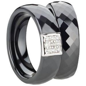【送料無料】ブレスレット anello fedina fedi in ceramic argento 925 kt nuziali