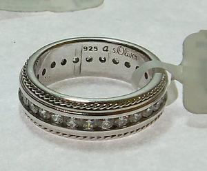 【送料無料】ブレスレット オリバーリングシルバー#s oliver anello 925 argento a 19579
