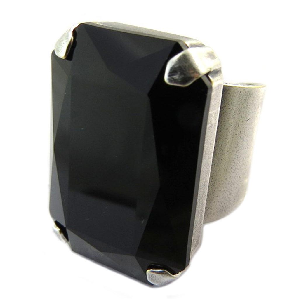 【送料無料】ブレスレット ノワールpromo 24, lilycrystal [p5188] bague artisanale tsarine noir argent