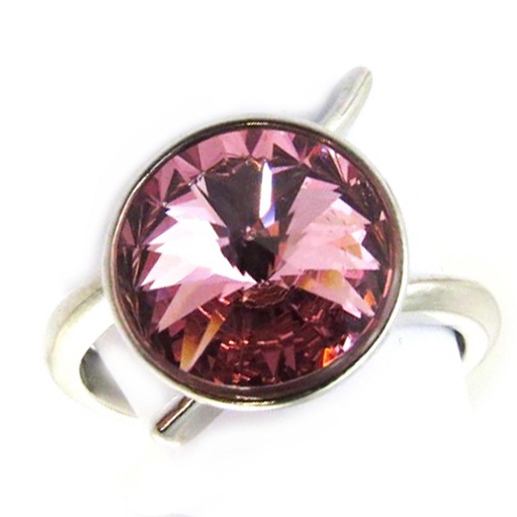 【送料無料】ブレスレット アルジェントシシーローズクリスタルデpromo 44, lilycrystal [n3458] bague argent sissi rose cristal de swar