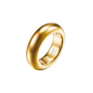 【送料無料】ブレスレット シルバーゴールドコレクションリングesprit collection anello da donna argento oro tg 170 elrg 91573c170