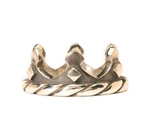 【送料無料】ブレスレット オリジナルリングリングサイズtrollbeads original anello corona misura 14 tagri00194