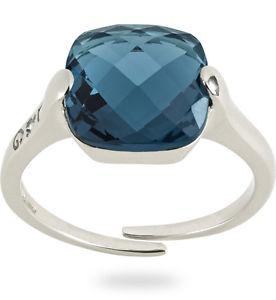 【送料無料】ブレスレット シルバーリングロンドントパーズシルバーリングanello in argento 925 agan0133bbtll topazio di london zoccai lamp;g silver ring