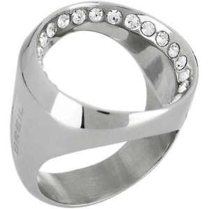 【送料無料】ブレスレット リングディーラーサイズbreil anello  voila tj2203 da concessionario ufficiale misura 14