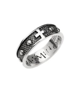 【送料無料】ブレスレット アーメンリングamen anello rosario acr212