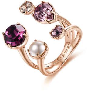 【送料無料】ブレスレット リングアフィニティbffミスanello donna affinity brosway jewels bff64a mis 101214