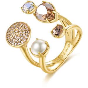 【送料無料】ブレスレット リングアフィニティbffミスanello donna affinity brosway jewels bff65a mis 101214